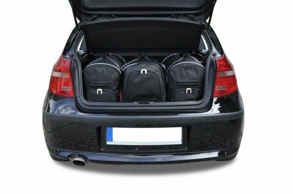 SADA TAŠEK 3KS PRO BMW 1 2004-2011