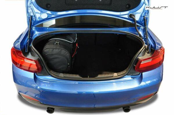 BMW 2 COUPE 2013+ SADA TAŠEK (4KS)