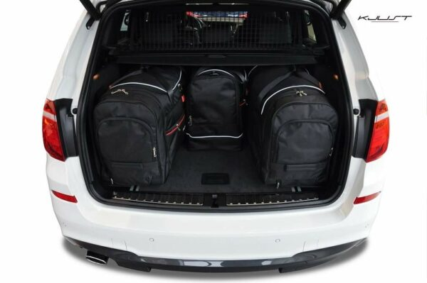 BMW X3 2010-2017 SADA TAŠEK SPORT (4KS)