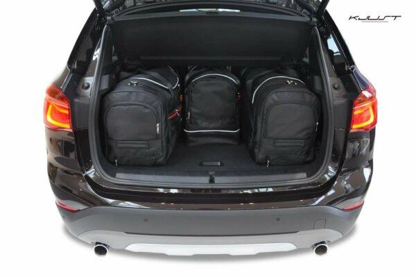 BMW X1 2015+ SADA TAŠEK SPORT (4KS)