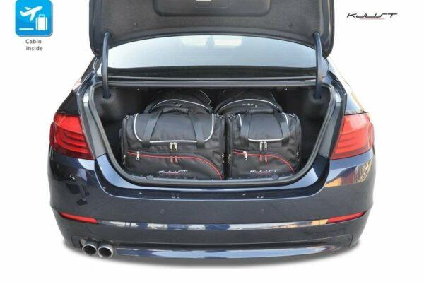 BMW 5 SEDAN 2010-2016 SADA TAŠEK AERO (4KS)