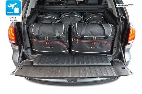 BMW X5 2013-2018 SADA TAŠEK AERO (5KS)