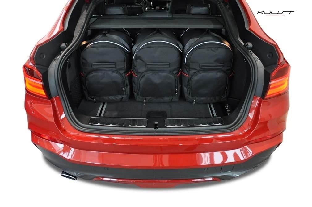 BMW X4 2014-2017 SADA TAŠEK AERO 1 (5KS)
