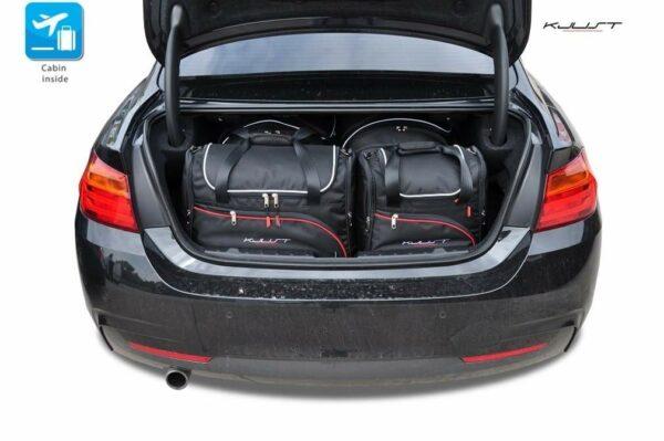 BMW 4 COUPE 2013+ SADA TAŠEK AERO (4KS)