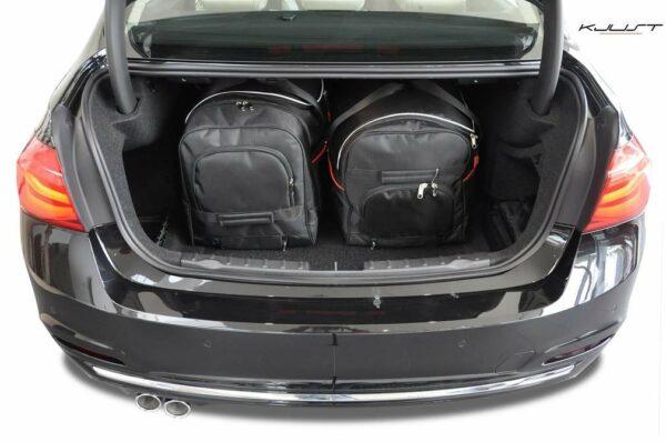 BMW 3 SEDAN 2012+ SADA TAŠEK AERO (4KS)