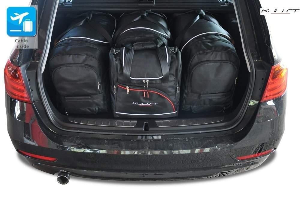 BMW 3 TOURING 2012-2018 SADA TAŠEK AERO (4KS)