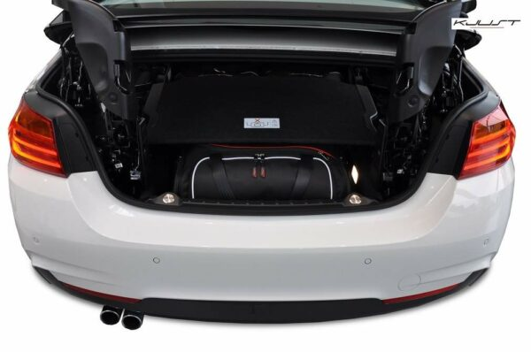 BMW 4 CABRIO, 2013+ SADA TAŠEK (3KS)