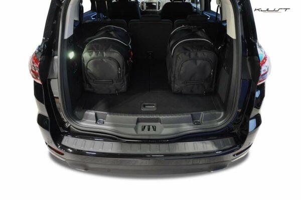 SADA TAŠEK AERO 5KS PRO FORD S-MAX 2015+