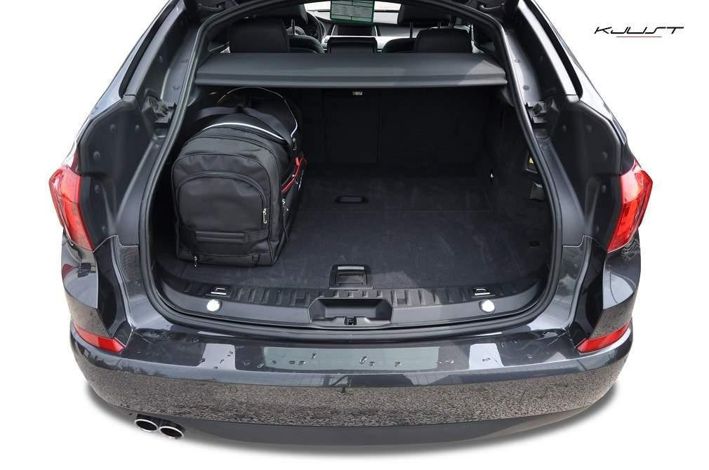 SADA TAŠEK AERO 4KS PRO BMW 5 GRAN TURISMO 2010-2017