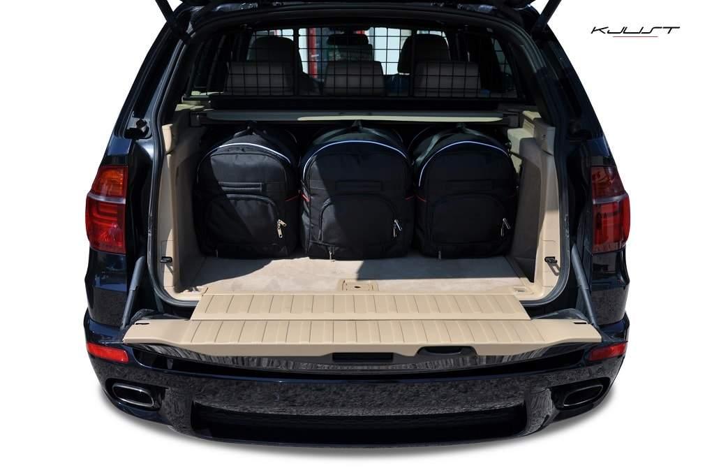 SADA TAŠEK AERO 5KS PRO BMW X5 2006-2013