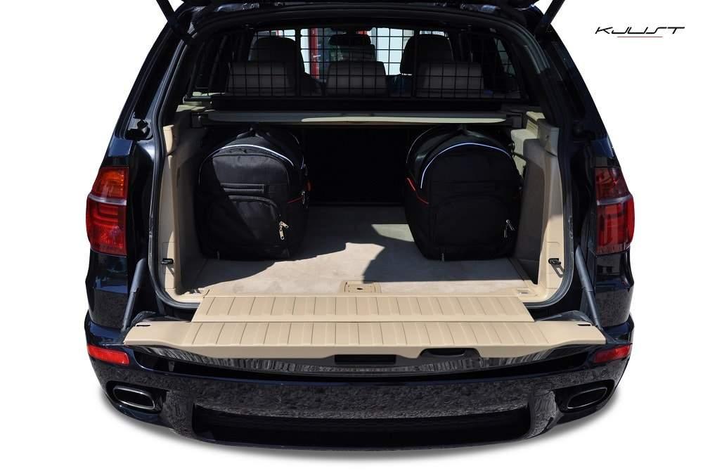 BMW X5 2006-2013 SADA TAŠEK AERO (5KS)