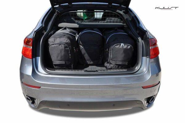 SADA TAŠEK SPORT 4KS PRO BMW X6 2008-2014