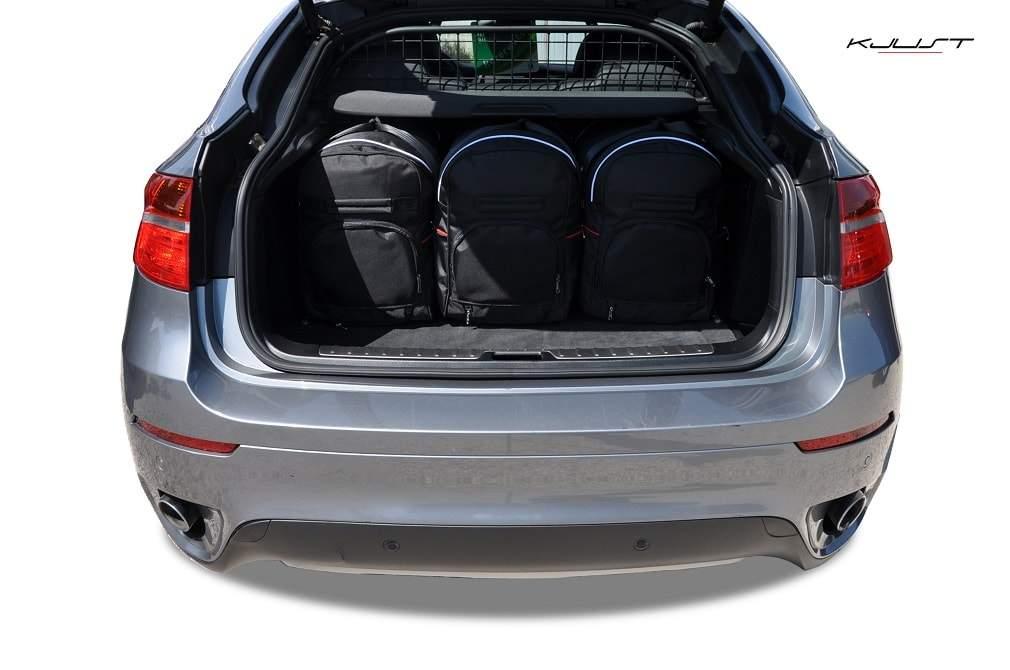 SADA TAŠEK AERO 5KS PRO BMW X6 2008-2014