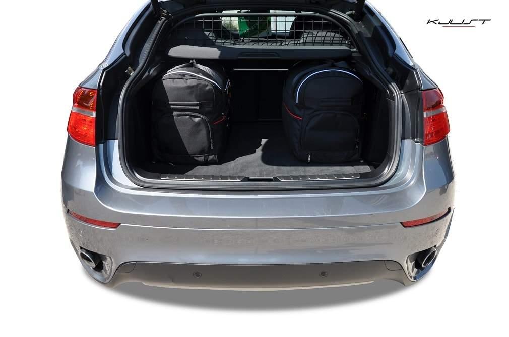 BMW X6 2008-2014 SADA TAŠEK AERO (5KS)