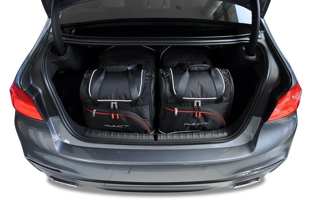 SADA TAŠEK SPORT 4KS PRO BMW 5 SEDAN 2016+