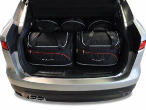 cestovní tašky jaguar f-pace
