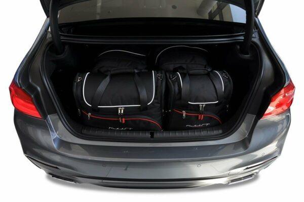 SADA TAŠEK AERO 4KS PRO BMW 5 SEDAN 2016+