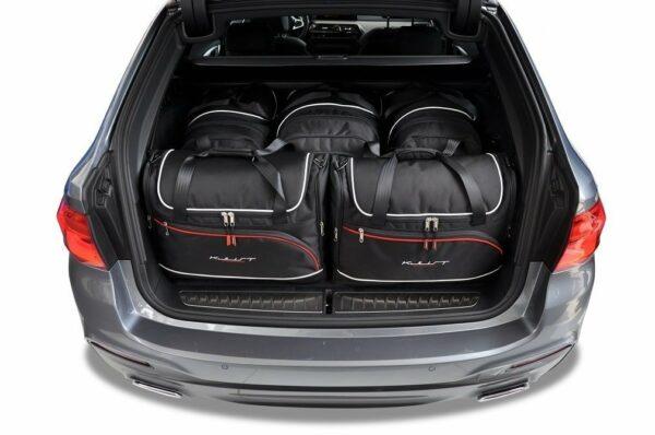 SADA TAŠEK AERO 5KS PRO BMW 5 TOURING 2017+