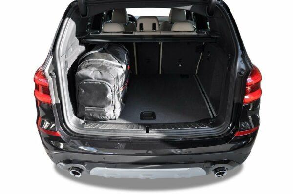 SADA TAŠEK SPORT 4KS PRO BMW X3 2017+