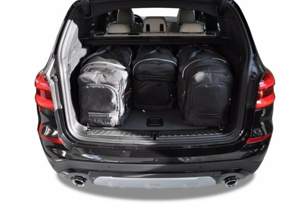 SADA TAŠEK AERO 4KS PRO BMW X3 2017+