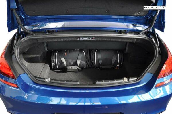SADA TAŠEK 4KS PRO BMW 6 CABRIO 2011+