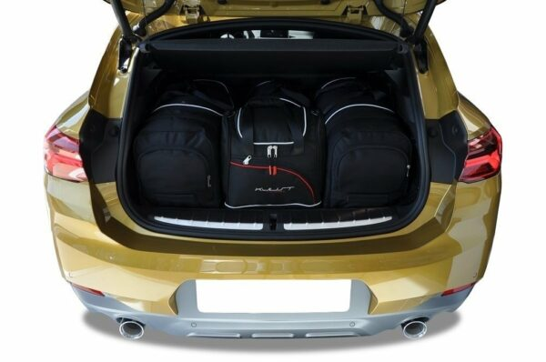 SADA TAŠEK SPORT 4KS PRO BMW X2 2017+