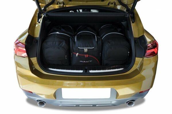 SADA TAŠEK AERO 4KS PRO BMW X2 2017+