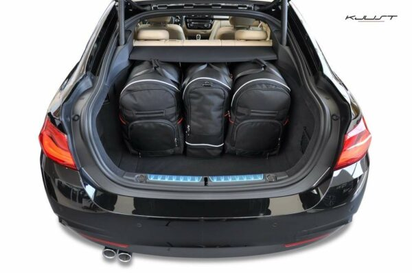 SADA TAŠEK 5KS PRO BMW 4 GRAN COUPE 2013+