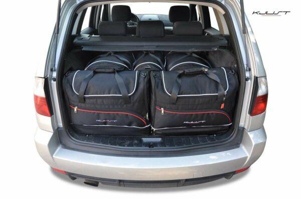SADA TAŠEK SPORT 5KS PRO BMW X3 2003-2010