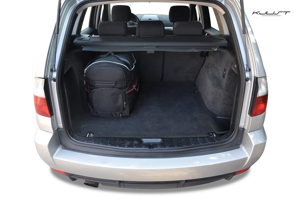 BMW X3 2003-2010 SADA TAŠEK AERO (5KS)