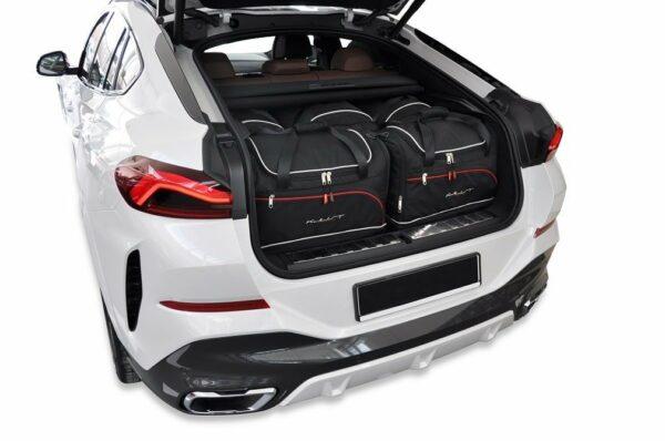 SADA TAŠEK SPORT 5KS PRO BMW X6 2019+