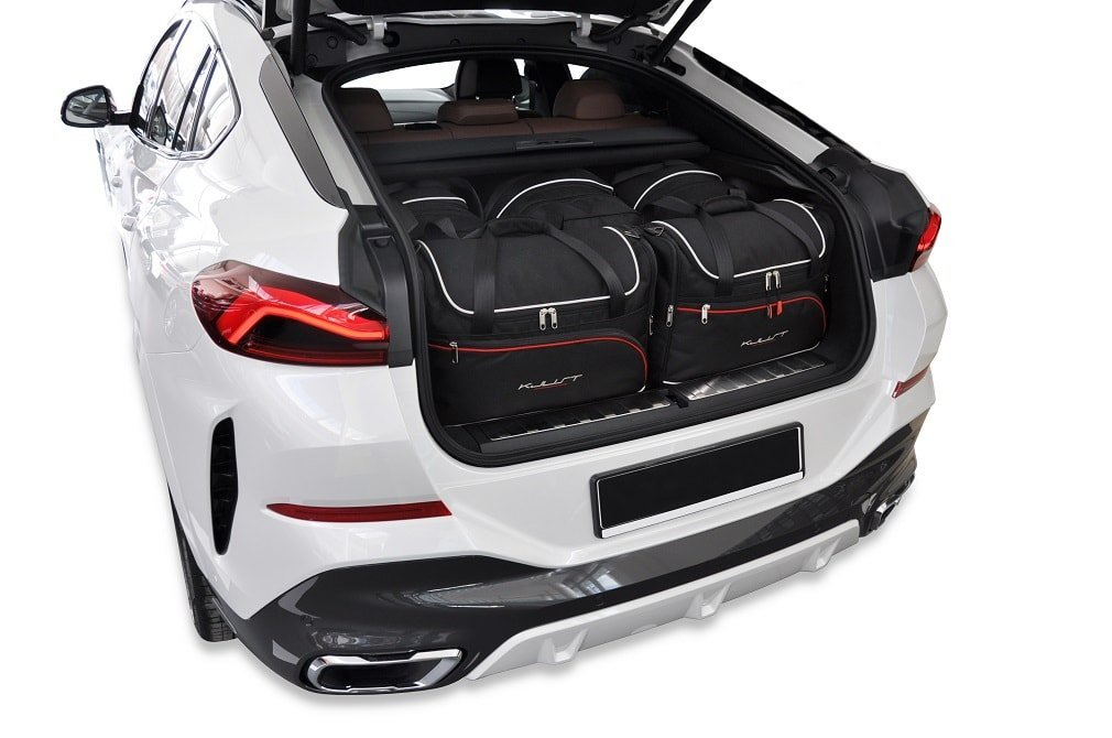 BMW X6 2019+ SADA TAŠEK AERO (5KS)