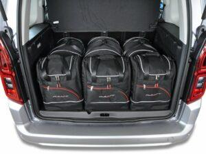 cestovní tašky opel combo