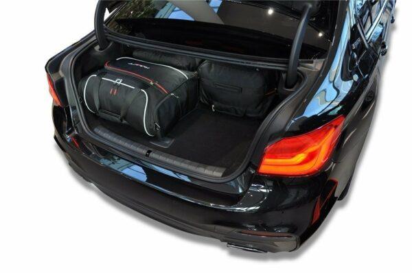 SADA TAŠEK 4KS PRO BMW 5 HYBRID 2017+
