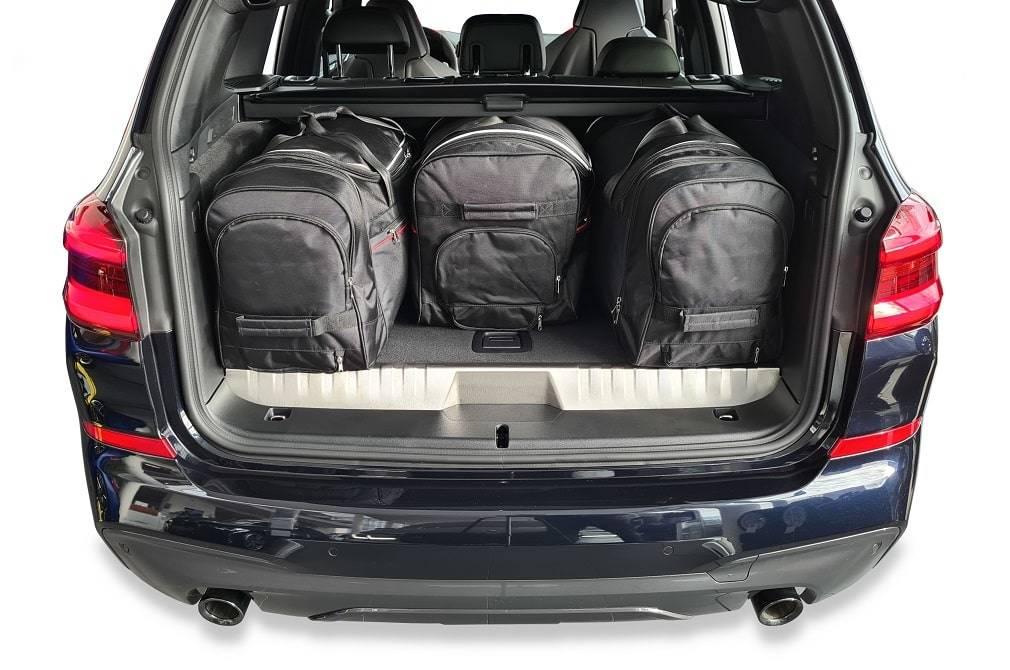 SADA TAŠEK 4KS PRO BMW X3 HYBRID 2019+